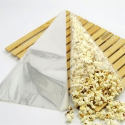 sachet cellophane bonbon pop corn