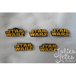 figurine star wars logo pour ballotin star wars